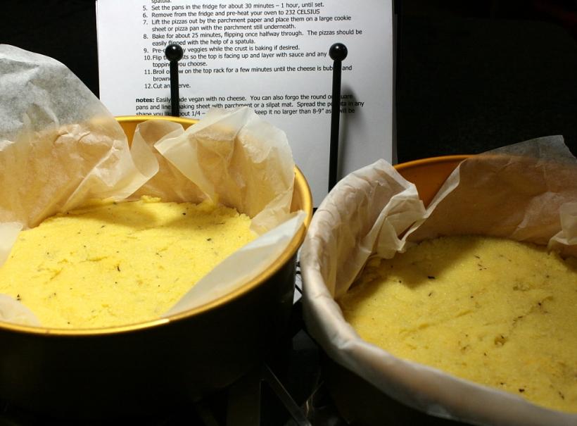 polenta pans