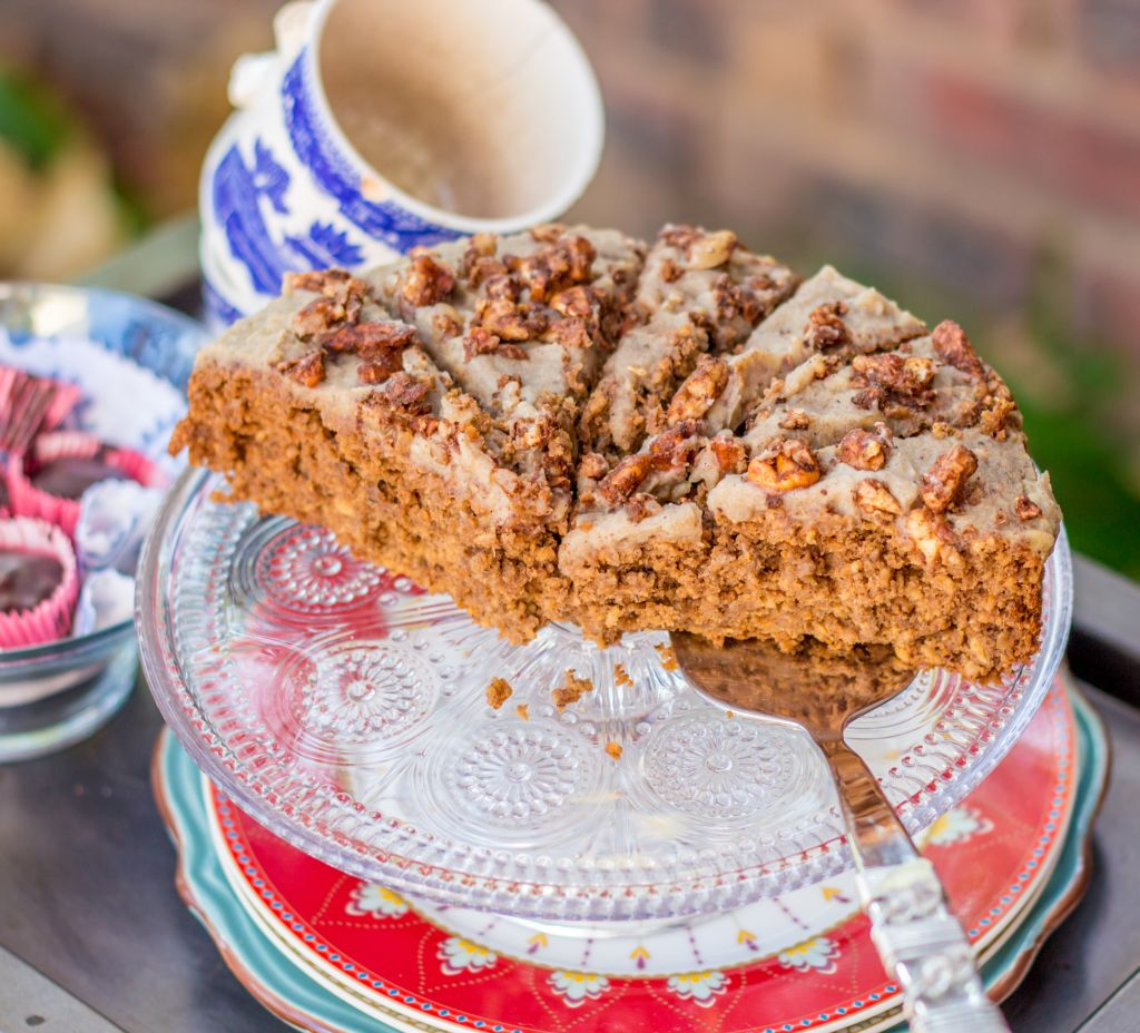 Carrot Cake With White Cake Mix And Applesauce