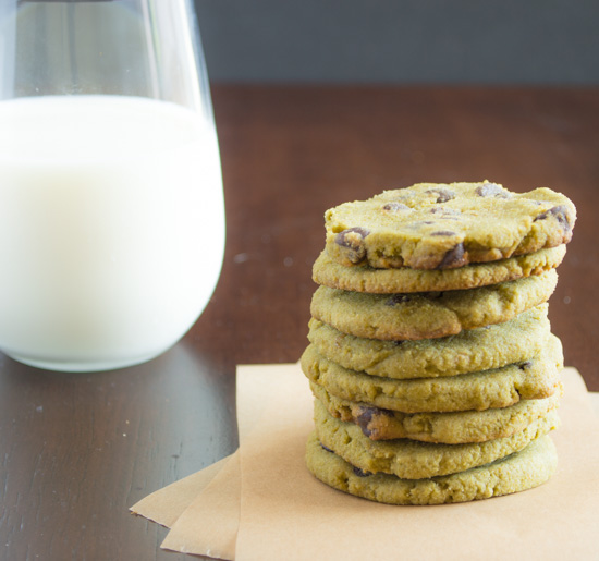 Green-Tea-Chocolate-Chip-Cookies-3