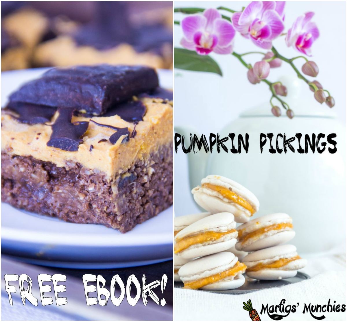 Free Ebook: Pumpkin Pickings + NuNaturals giveaway winners!